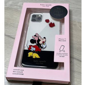 Kate Spade Minnie Mouse Iphone 11 pro max Case